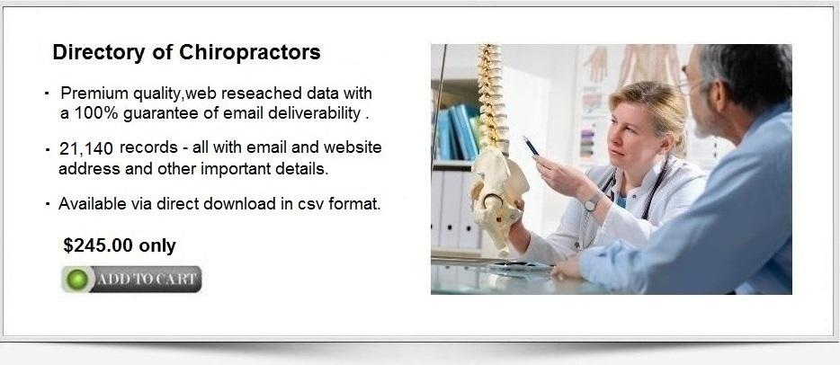 Chiroprators